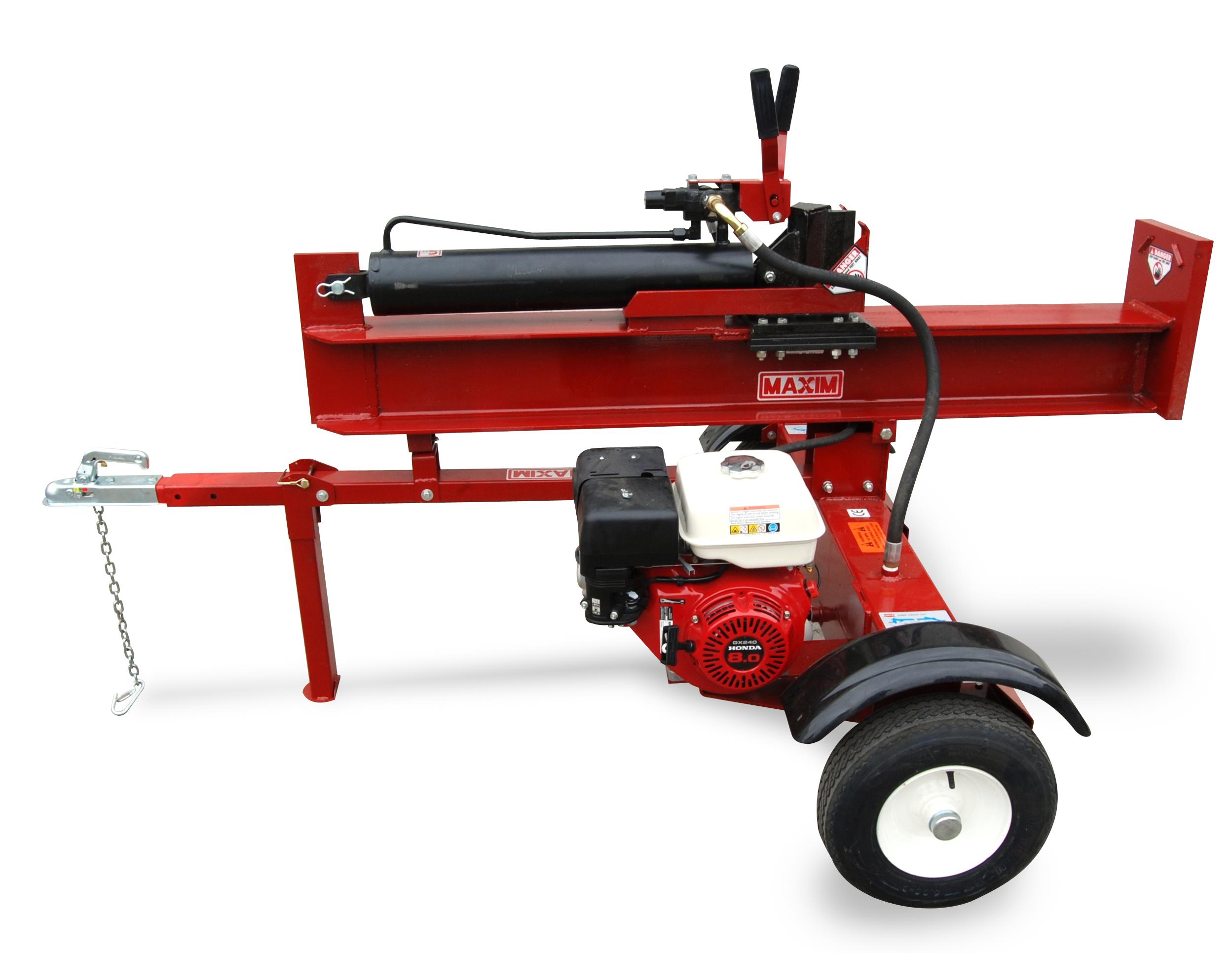 Verhuur houtkliefmachine 28 ton huren te genk bree lommel limburg interrent machineverhuur - Fendeur de buche thermique ...