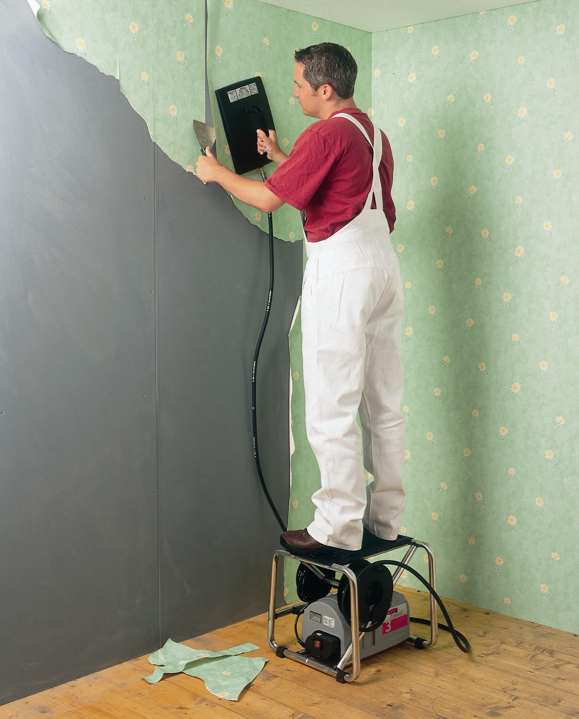 Verhuur behangafstomer huren te genk bree lommel limburg interrent machineverhuur - Behang voor toiletten ...